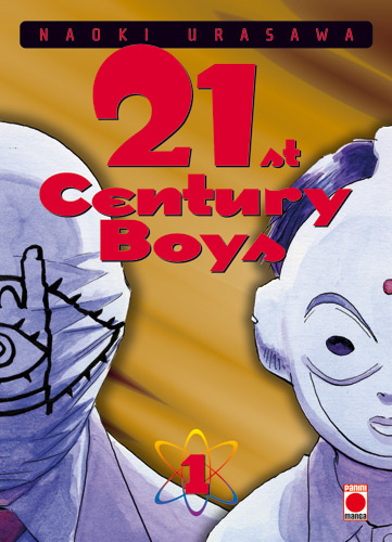 Manga 21th Century Boys d'occasion à vendre