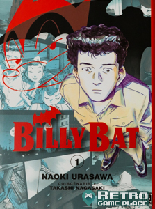 Manga Billy Bat d'occasion à vendre