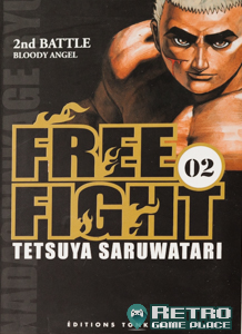 Manga Free Fight d'occasion à vendre