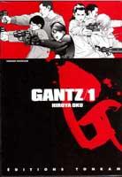 Mangas Gantz d'occasion à vendre