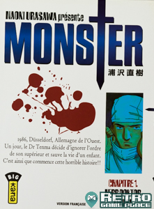 Manga Monster d'occasion à vendre
