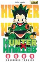 Mangas Hunter X Hunter d'occasion à vendre