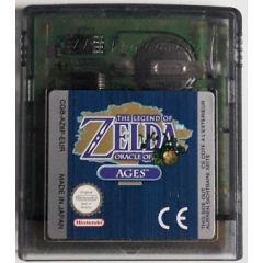 Jeu The Legend of Zelda Oracle of Ages pour Game boy color
