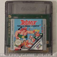 Jeu Asterix sur la Trace d'Idefix  pour Gameboy Color
