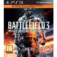 Jeu Battlefield 3 Premium Edition pour PS3