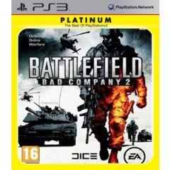 Jeu Battlefield: Bad Company 2 Platinum pour PS3