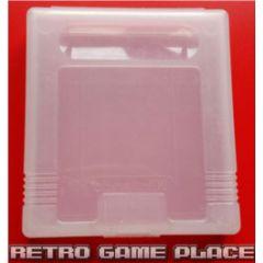 Boîtier pour jeu Gameboy Transparent