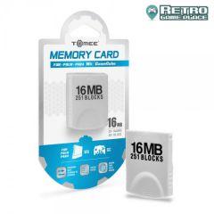 Carte Mémoire pour Gamecube / Wii 16MB