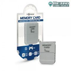 Carte mémoire pour PS1 1MB