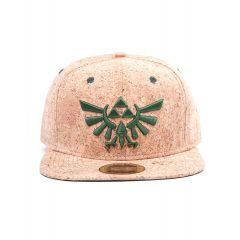 Casquette - Zelda Triforce Logo Cork Snapback
