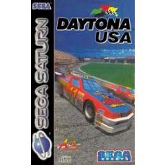 Jeu Daytona USA pour Saturn