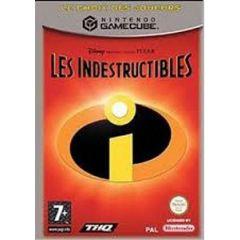 Jeu Disney Les Indestructibles pour Gamecube