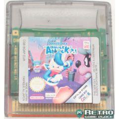 Jeu Donald Duck Quack Attack pour Game boy color