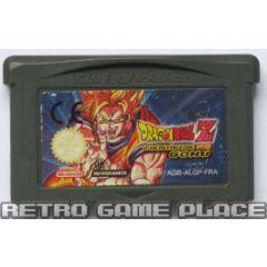 Jeu Dragon Ball Z the Legacy of Goku pour Game Boy Advance