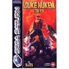 Jeu Duke Nukem 3D pour Saturn