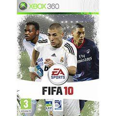 Jeu FIFA 10 pour Xbox 360