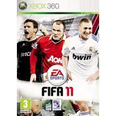 Jeu FIFA 11 pour Xbox 360