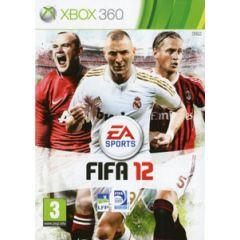 Jeu FIFA 12 pour Xbox 360