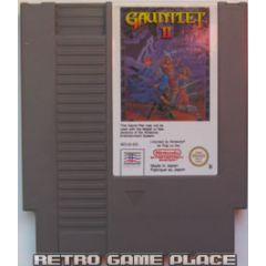 Jeu Gauntlet 2 pour Nintendo NES