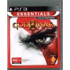 Jeu God of War 3 Essentials pour PS3