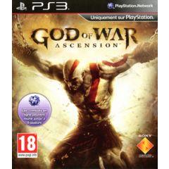 Jeu God of War Ascension pour PS3