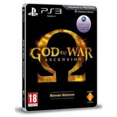 Jeu God of war Ascension Metal Edition pour PS3