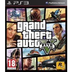 Jeu Grand Theft Auto V pour PS3