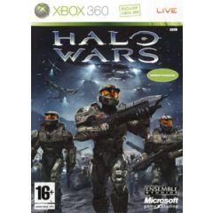 Jeu Halo Wars pour Xbox 360