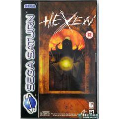 Jeu Hexen pour Sega Saturn