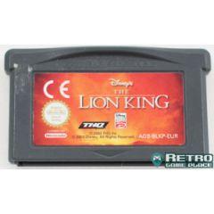 Jeu Le roi lion pour Game Boy Advance