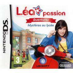 Jeu Léa Passion Aventure - Mystères au Lycée pour Nintendo DS