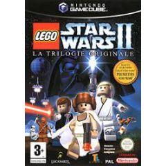 Jeu Lego Star Wars II : La Trilogie Originale pour Gamecube
