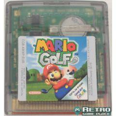 Jeu Mario Golf pour Game boy color