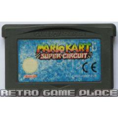 Jeu Mario Kart Super Circuit pour Game Boy Advance