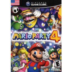 Jeu Mario Party 4 pour Gamecube