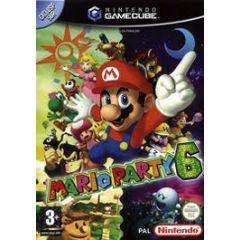 Jeu Mario Party 6 pour Gamecube