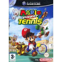 Jeu Mario Power Tennis pour Gamecube