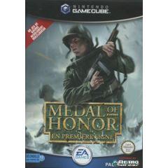 Jeu Medal of Honor En première ligne pour Gamecube