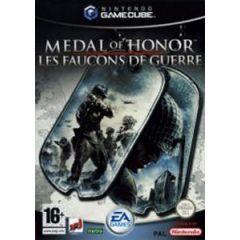 Jeu Medal of Honor Les Faucons de Guerre pour Gamecube