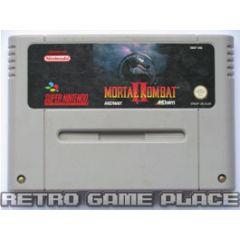 Jeu Mortal Kombat II pour Super Nintendo