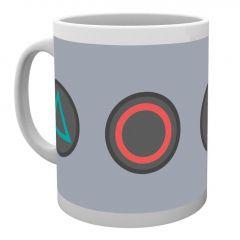 Mug Boutons Playstation