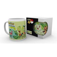 Mug Pokémon Herbe