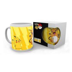 Mug Pokémon Pikachu Evolution
