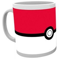 Mug Pokémon Pokeball