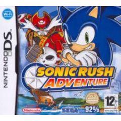 Sonic Rush Adventure pour Nintendo DS