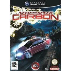 Jeu Need for Speed Carbon pour Gamecube