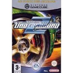 Jeu Need for speed underground 2 Platinum pour Gamecube