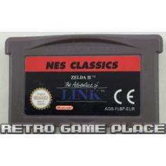 Jeu Nes Classics Zelda 2 pour Game Boy advance