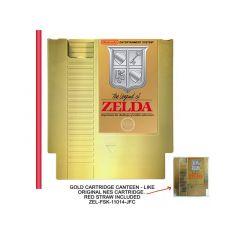Nintendo - Flasque Cartouche Zelda
