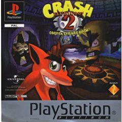 Crash bandicoot 2 cortex strikes back platinum